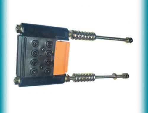 محکم کننده و ورودی برق شین تسمه ای 50 آمپر